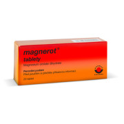 MAGNEROT 500MG neobalené tablety 20 II