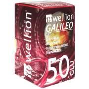 PROUŽKY DIAGNOSTICKÉ WELLION GALILEO (PRO ZP KÓD 0171600) INZULÍNOVÝ REŽIM,50KS