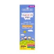 Vitamín D3 kapky pro děti (400 IU) 50ml - II. jakost