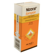 NIZORAL 20MG/G šampon 60ML