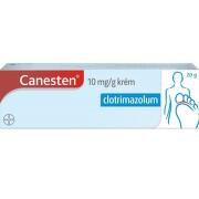 CANESTEN 10MG/G krém 20G