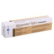 AKNECOLOR LIGHT KRÉMPASTA 10MG/G kožní podání PST 1X30G