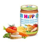 HiPP MENU BIO Zel.a těst.s kuřecím m. 220g