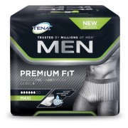 KALHOTKY ABSORPČNÍ TENA MEN PROTECTIVE UNDERWEAR LEVEL 4 MEDIUM/LARGE BOKY 95-125CM,1430ML,10KS