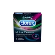 Prezervativ Durex mutual pleasure 3 ks