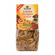Alnatura Čokoládovo  pomerančové sušenky 150g