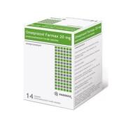 OMEPRAZOL FARMAX 20MG enterosolventní tvrdé tobolky 14