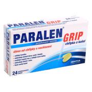 PARALEN GRIP CHŘIPKA A KAŠEL perorální potahované tablety 24