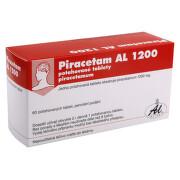 PIRACETAM AL 1200 1200MG potahované tablety 60