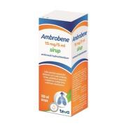 AMBROBENE 15MG/5ML sirup 100ML