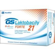 GS Laktobacily Forte21 cps.30+10