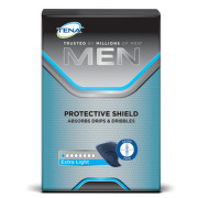 VLOŽKY ABSORPČNÍ TENA MEN PROTECTIVE SHIELD 140ML,14KS