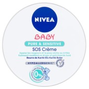 NIVEA Baby Nutri sensitive SOS krém 150ml 80523