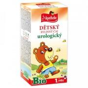 Apotheke Dětský čaj BIO urologický 20x1.5g n.s.