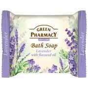 Mýdlo Levandule s lněným olejem 100g