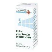 KALIUM PHOSPHORICUM DHU D5-D30 neobalené tablety 80