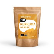Allnature Kurkuma prášek BIO 50 g