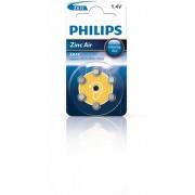 Baterie do naslouchadel PHILIPS ZA10B6A/10 6ks