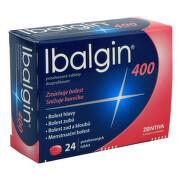 IBALGIN 400 400MG potahované tablety 24