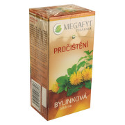 Megafyt Bylinková lékárna Pročištění n.s.20x1.5g