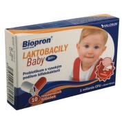 Biopron LAKTOBACILY Baby BiFi+ tob.10