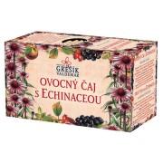 Grešík Ovocný čaj s echinaceou n.s. 20x1.5g přebal