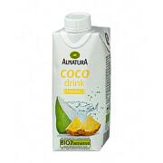 Alnatura Kokosový nápoj ananas 0.33l
