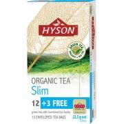 HYSON hubnoucí organický čaj SLIM 15x1.5g