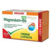 Walmark Magnesium + B6 Aktiv tbl.50+10 bls