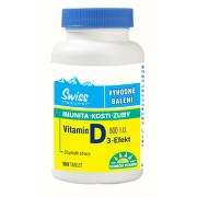 Swiss Vitamín D3-Efekt 800I.U. tbl.100