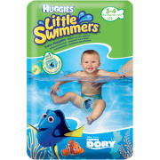 HUGGIES Little Swimmers vel.3-4/7-15kg 12ks