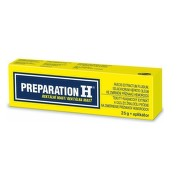 PREPARATION H 10MG/G+30MG/G rektální UNG 25G
