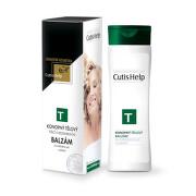 CutisHelp konopný tělový balzám 200 ml - II. jakost