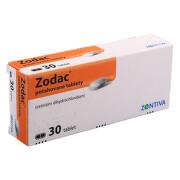 ZODAC 10MG potahované tablety 30
