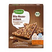 Alnavit BIO trojhránky s ořechy 150g