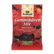 Alnatura Mix gumových medvídků 50g