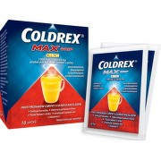 COLDREX MAXGRIP CITRON 1000MG/10MG/40MG perorální PLV SOL SCC 10