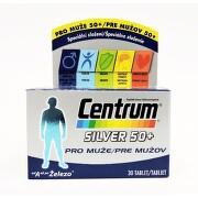 Centrum Silver 50+  Pro muže 30 tbl.