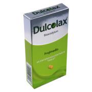DULCOLAX perorální enterosolventní tableta 40X5MG