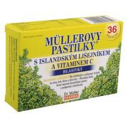 Müllerovy pastilky s islandským lišejníkem 30+6ks