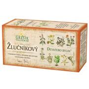 Grešík Žlučníkový čaj n.s. 20x1.5g Devatero bylin
