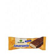 Alnatura Amarantová tyčinka s mléčnou čokol. 25g