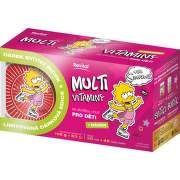 The Simpsons Lisa Multivitaminy 50želé+45tbl+budík