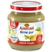 Alnatura Hruška 100% ovoce 125g 4M