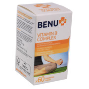 Benu Vitamín B Komplex tbl.60 EU