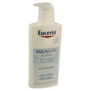 EUCERIN AQUAporin těl.mléko suchá pok. 400ml 63949