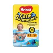 HUGGIES Little Swimmers 5-6 / 12-18kg 11ks