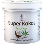Super Kokos a konopí pleť.olej 150 ml