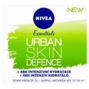 NIVEA Denní krém URBAN SKIN 50ml č. 82550