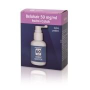 BELOHAIR 5% 50MG/ML kožní podání SOL 1X60ML